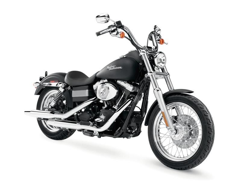 Harley-Davidson Dyna Street Bob (2006 onwards) motorcycle