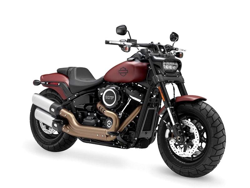 Harley-Davidson Fat Bob (2018 onwards) motorcycle