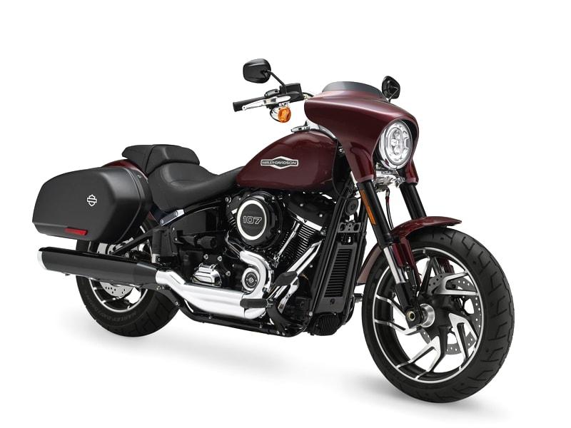 Harley-Davidson Softail Sport Glide (2018 onwards) motorcycle