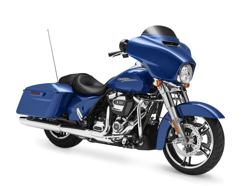 Harley-Davidson Street Glide (2017 onwards) motorcycle