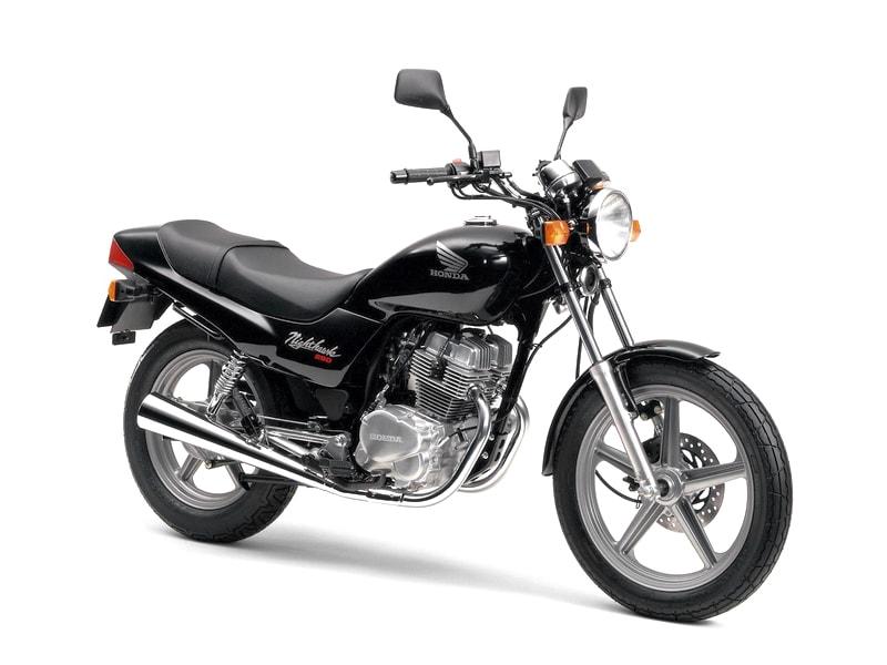Honda CB250 (1992 - 2003) motorcycle