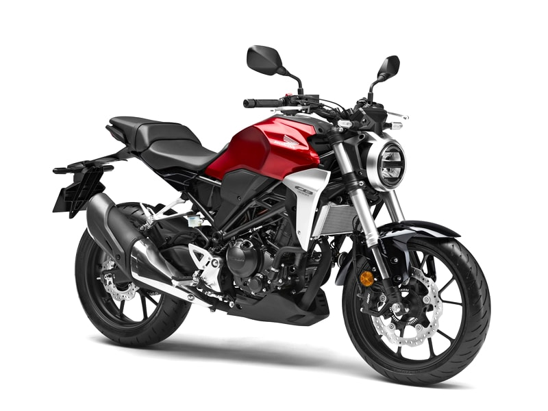 Honda CB300R (2018 onwards) motorcycle