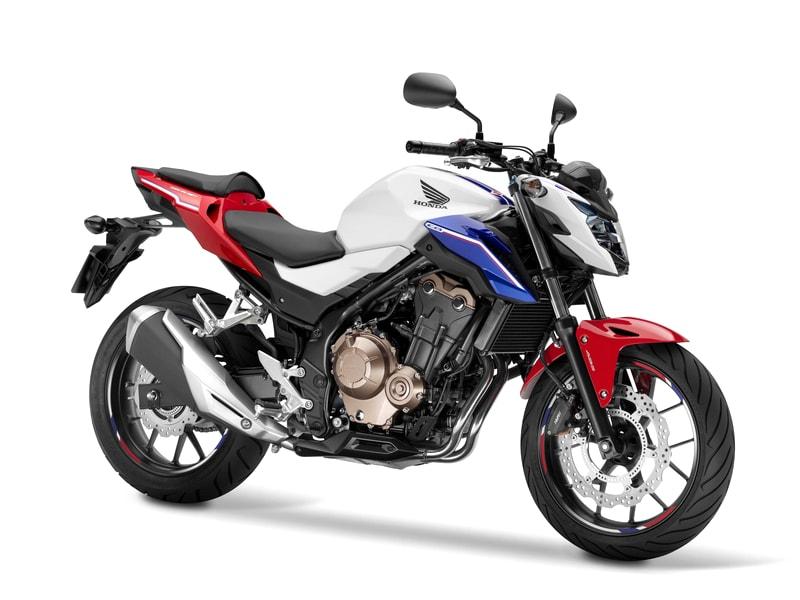 Honda CB500F (2016 - 2018) motorcycle