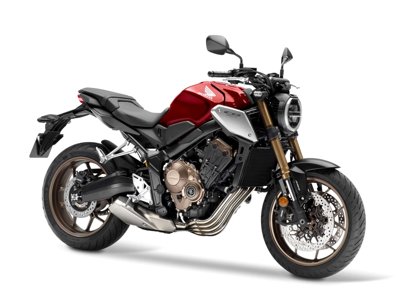 Honda CB650R (2019 onwards) motorcycle